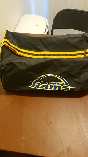 Stlouis rams duffle bag for Sale in St. Louis, MO
