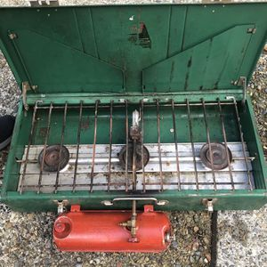Coleman 3 burner camping stove for Sale in Kent, WA