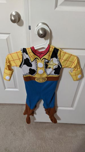 Disney Toy Story Halloween costume 2T for Sale in Coppell, TX