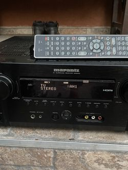 Marantz SR5003 Home Theater Receiver Amplifier 7.1 Channel Surround Sound for Sale in Los Angeles,  CA