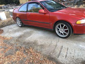 1994 Honda Civic ex for Sale in Manteca, CA