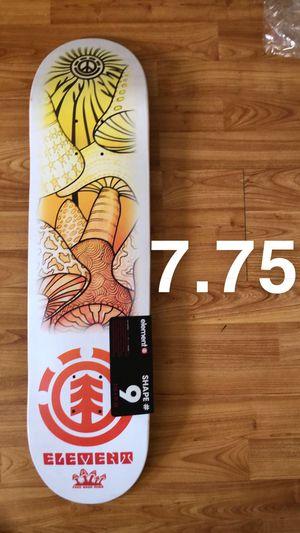 Element skateboard deck for Sale in Orange, CA