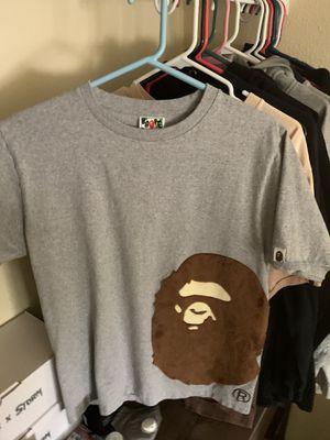 Bape fuzzy shirt for Sale in Bellevue, WA