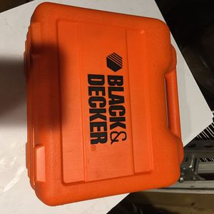 Black and Decker for Sale in Garden Grove, CA