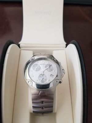 Movado SE SPORTS EDITION CHRONOGRAPH WATCH for Sale in Las Vegas, NV