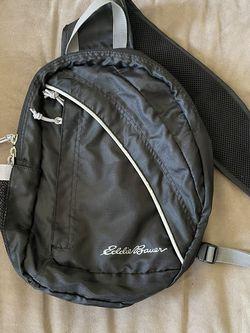 Eddie Bauer Crusier Sling Bag 10L Black Brand New for Sale in Beverly Hills,  CA