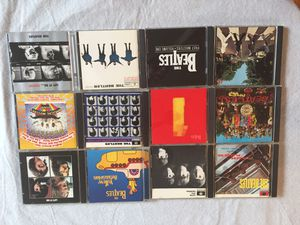 Lot of 20 mint condition The Beatles CDs for Sale in Raleigh, NC