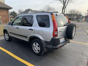 2003 Honda CR-V 4x4 for Sale in Wheeling, IL