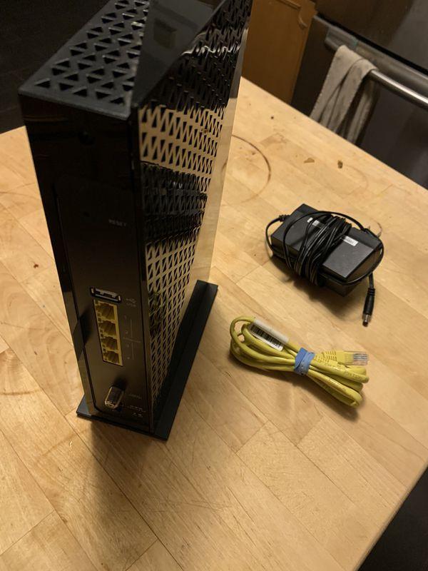 Netgear Cable Modem-Router AC1750