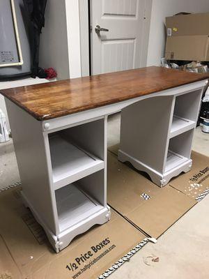 Beautiful Wood Desk for Sale in Houston, TX