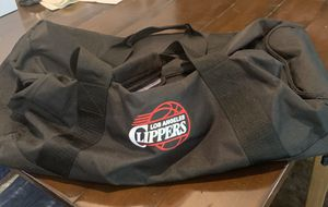 LA Clippers Duffle Bag for Sale in Beverly Hills, CA