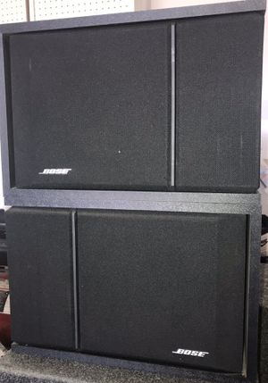 Bose speakers 201 series iii home audio for Sale in Glendale, AZ