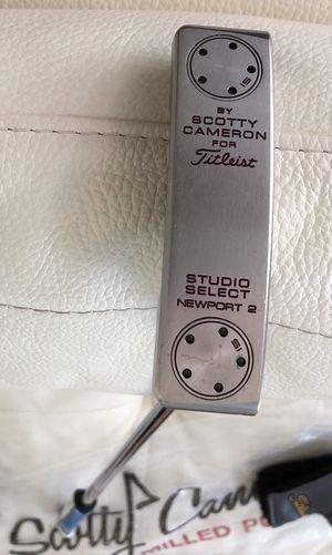 Scotty Cameron Newport 2 (Like New) for Sale in Alpharetta, GA