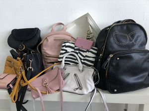 Moving overseas!! Selling all my purses. 👛 BCBG, Armani, Kate Spade, Michael Kors, Hobo, Saks, etc. for Sale in Miami Beach, FL