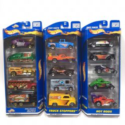 Hot Wheels 3X Gift Pack Lot! 15 cars! for Sale in Portland,  OR