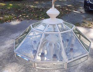 Glass Chandelier for Sale in Newport News, VA