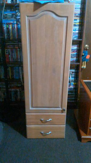 Wooden cabinet for Sale in Traverse City, MI