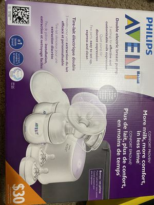 Avent breast pump for Sale in Las Vegas, NV