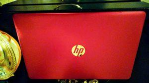 HP Laptop 15 Red for Sale in La Feria, TX