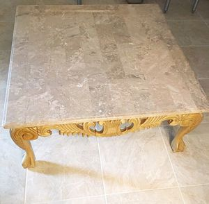 Marble Coffee Table for Sale in Buckley, WA