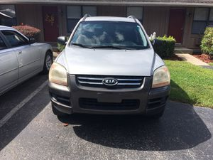 2006 kia Sport age lx automatic for Sale in Tampa, FL