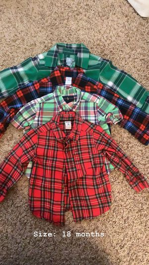 Baby boy clothes for Sale in Arlington, TX
