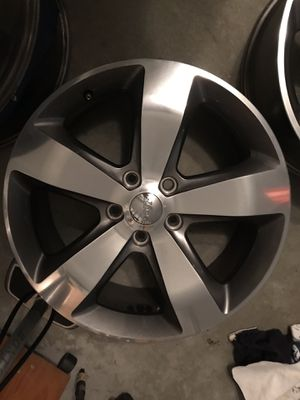 "Jeep Grand Cherokee 20"" OEM Factory Wheels Rims Fits Durango and others for Sale in Tampa, FL"