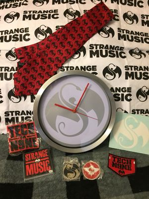 Strange Music/Tech N9ne Hostile Takeover tour merchandise for Sale in Fountain Hills, AZ
