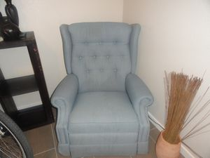 Bristish country Arm Chair Sofa for Sale in Scottsdale, AZ