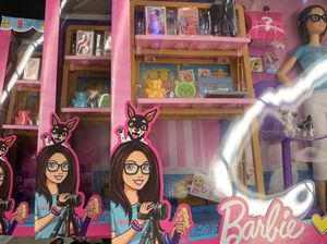 Barbie cookie swirl c play set for Sale in San Diego, CA