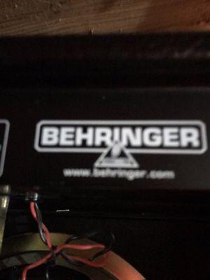 Behringer Amp for Sale in Kansas City, MO