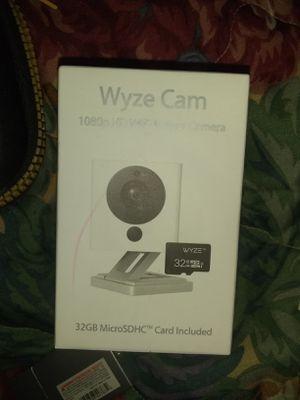Wyze camera for Sale in Amarillo, TX