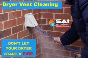 $30 OFF Dryer Vent Cleaning for Sale in Des Plaines, IL