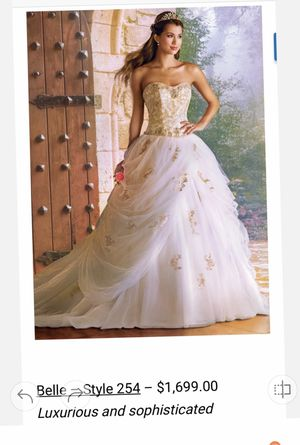 quinceanera dresses and wedding dress for Sale in Stoughton, MA