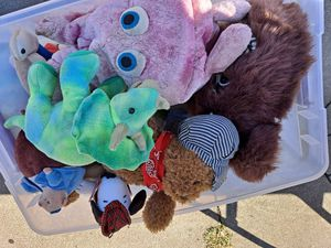 Stuffed animals for Sale in Fresno, CA