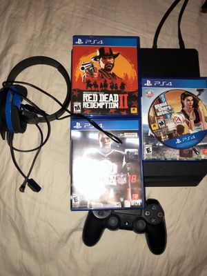 Ps4 for Sale in Montgomery, AL