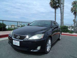 2007 Lexus IS 250 for Sale in San Clemente, CA