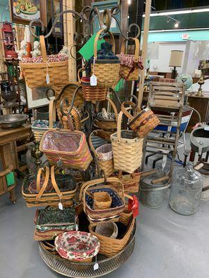 Large selection of Longaberger Baskets for Sale in Mesa, AZ