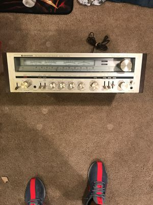 Kenwood High Speed DC Stereo Receiver Model KR-8050 for Sale in Powell, OH