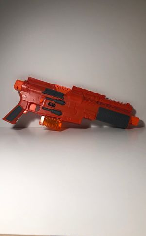Star Wars. Nerf gun with 6 bullets for Sale in Pasco, WA