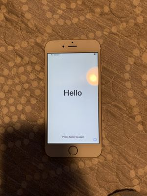 iPhone 6s rose gold (pink) for Sale in Middletown, NJ