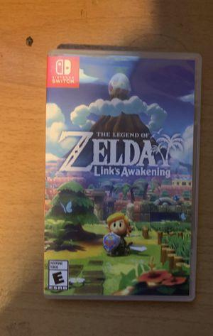 Legend of Zelda Links Awakening w/ Amiibo for Sale in Los Angeles, CA