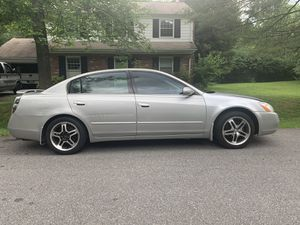 Nissan Altima 2002 3.5 SE for Sale in Gaithersburg, MD