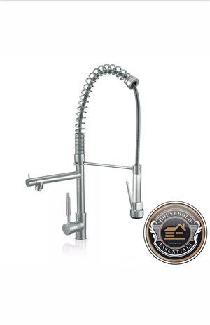 """29"""" Chrome Tall Pull Down Kitchen and Bar Faucet - Single Hole / Handle... CHECK OUT MY PAGE FOR MORE ITEMS for Sale in Baltimore, MD"""