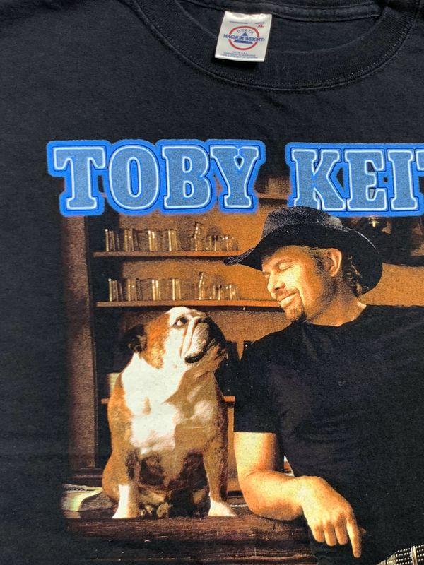 Vintage Toby Keith Tour Merch