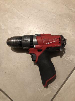 Milwaukee M12 Fuel Brushless Hammer Drill for Sale in Oceanside, CA