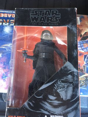 Vintage Star Wars Action Figure Toy Collection for Sale in El Paso, TX