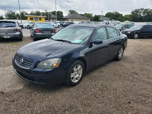 2005 NISSAN ALTIMA 2.5S for Sale in Pinellas Park, FL