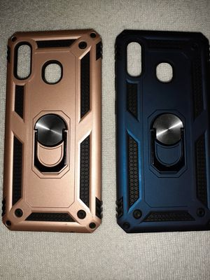 Samsung Galaxy A20 phone cases, brand new , never used. Pick up today! for Sale in Huntington Beach, CA