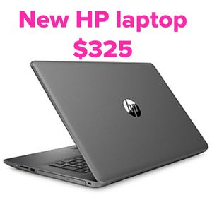 New HP Laptop 15.6 1TB Win 10 for Sale in Vallejo, CA